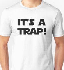 Es ist eine Falle Slim Fit T-Shirt