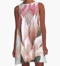 Protea A-Line Dress