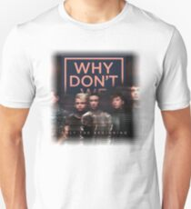 Why Don't We Something Different T-Shirt