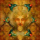 "«""Art Deco II The Chimera (Moth)""» de MarCanton"