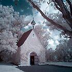 Infrared Church by Annette Blattman