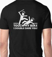 Touch Bike Bike I Double Dare You T-Shirt