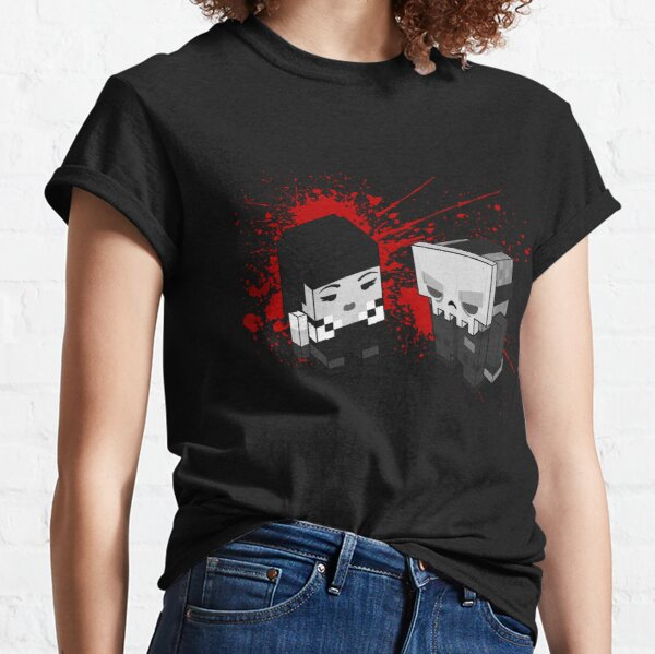 Mary and Skullface Classic T-Shirt