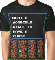 castlevania curse Graphic T-Shirt