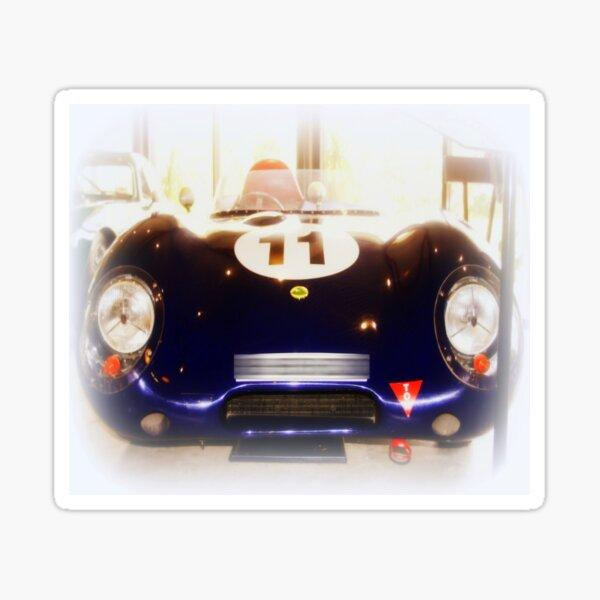 1956 Lotus Eleven  Sticker