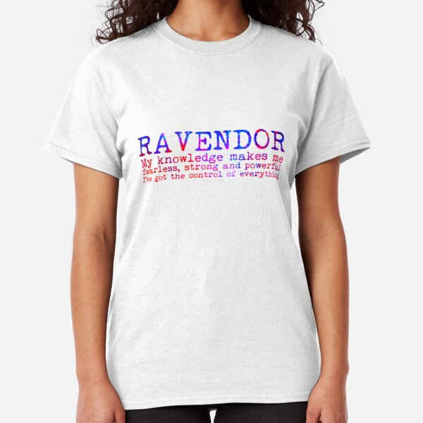 Ravendor Quote Classic T-Shirt