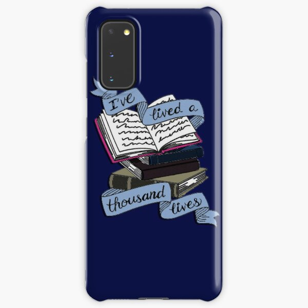 Books  Samsung Galaxy Snap Case