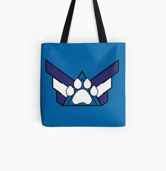 BDSM Leather Pup Fetish Flag Tote Gay Puppy Play Pride Beach Bag