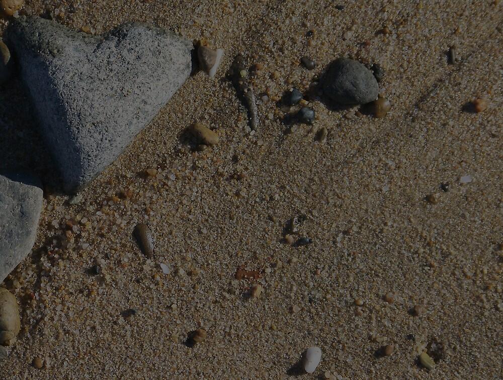 Loving the beach by KylieB