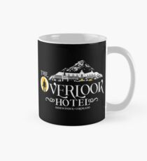 The Shining - Overlook Hotel Yellow lights Mug