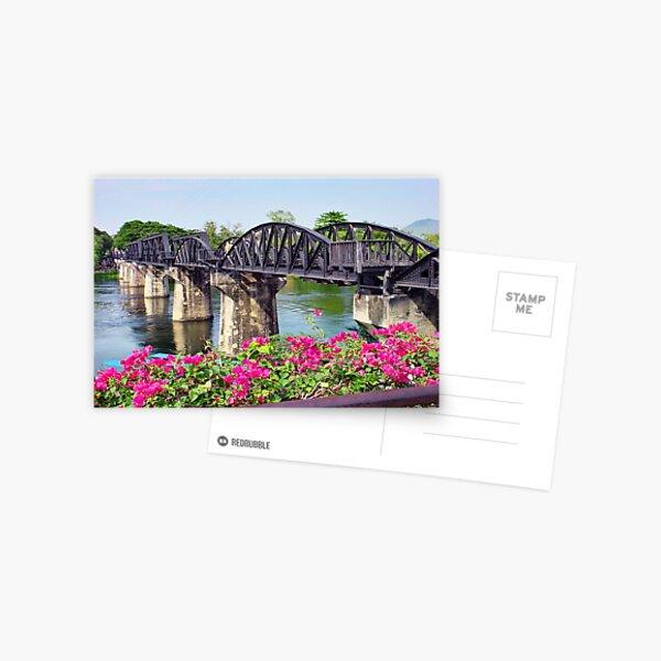 River Kwai Postcard