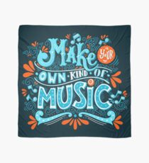 Pañuelo Haz tu propio tipo de música