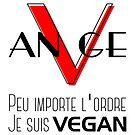 Je suis vegan by CallPhoenix