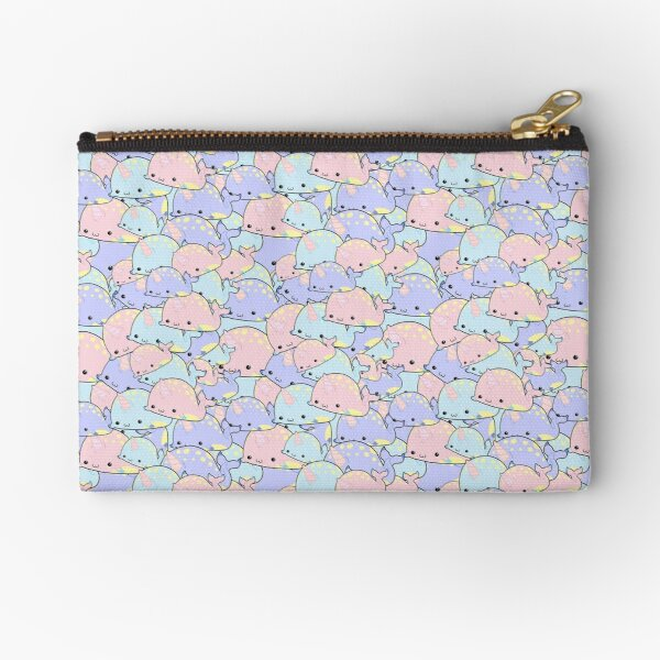 Narwhal mania  Zipper Pouch