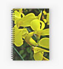 Glorious Yellow Spiral Notebook