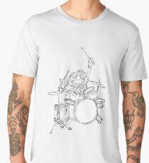 ANIMAL MUPPETS DRUMMER Men's Premium T-Shirt