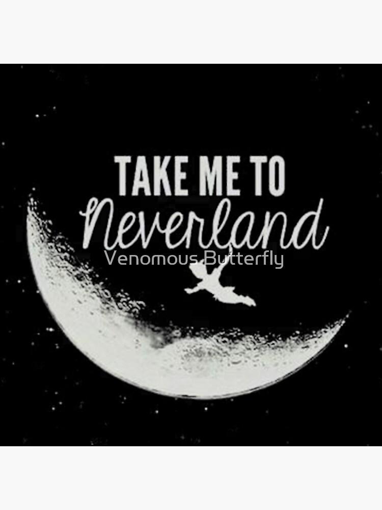 Take me to neverland de lavirgen