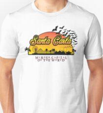 Santa Carla - Murder Capital Variant Unisex T-Shirt