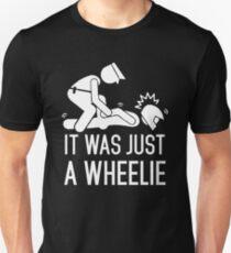 Legalize Wheelies T-Shirt