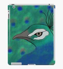 Indian Peacock iPad Case/Skin