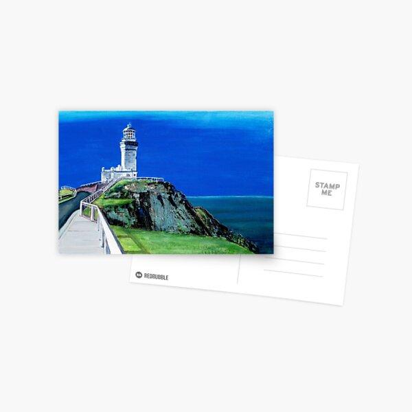 Light House - Cape Byron - Byron Bay Postcard