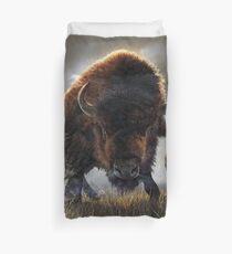 Büffel Bettbezug
