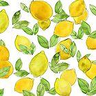 Lemon trees by KaylaPhan