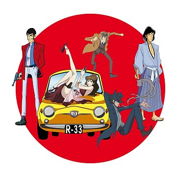 lupin the third by atteoM