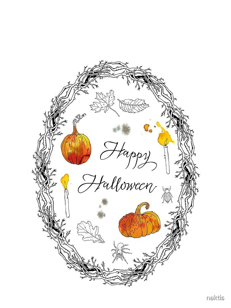 Happy Halloween  by naktis