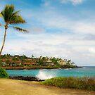 Poipu Beach, Kauai, Hawaii by Caleb Ward