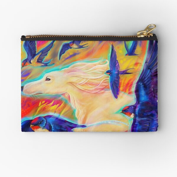 Windrunners Zipper Pouch
