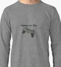 Game or Die Lightweight Sweatshirt
