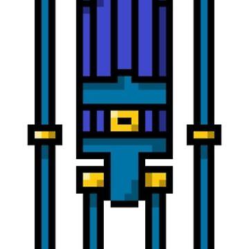 Pixel Robot 070 by Vampireslug