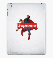 SUPREME SUPERMAN iPad Case/Skin