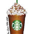 Caramel Coffee Latte  by NicoleFeeney