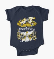 Attack on Moon - Alien Advance Kids Clothes