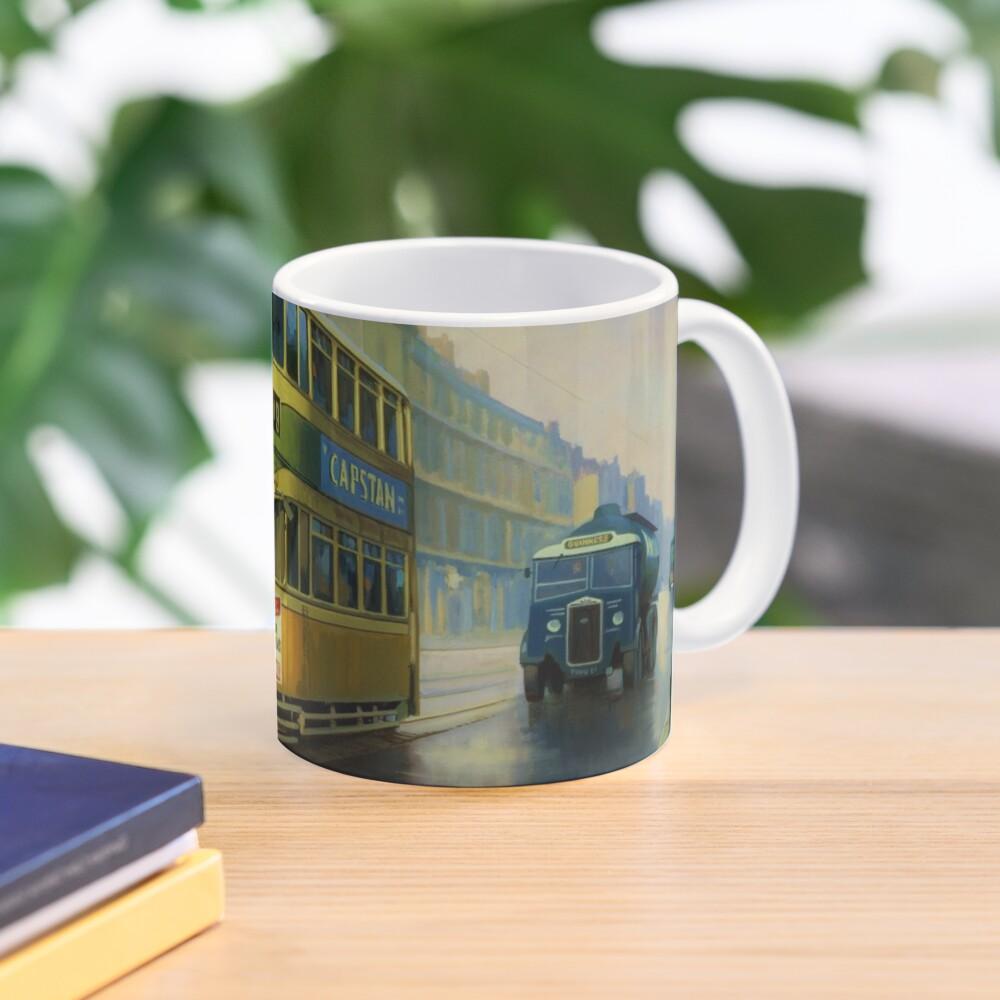 Glasgow tram. Mug