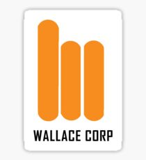 Wallace Corporation Sticker