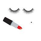 Lipstick & Lashes by NicoleFeeney