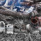 Shoe Rack  by ArtbyDigman