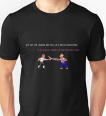 Guybrush - Insult Swordfighting Unisex T-Shirt