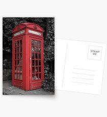 Telephone Engaged Postcards
