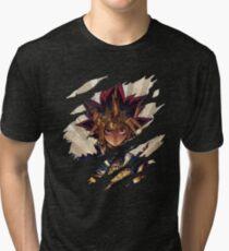 Yu-gi-oh Yami Yugi 2 Tri-blend T-Shirt