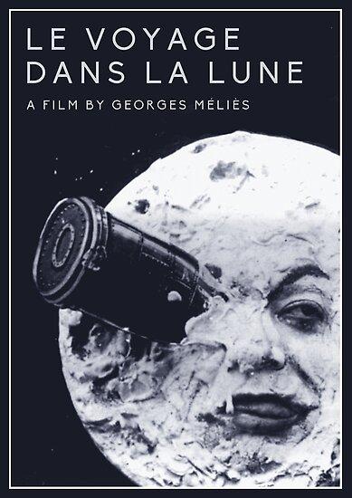 Le Voyage Dans la Lune (Eine Reise zum Mond) - Georges Méliès von cosmo-kramer