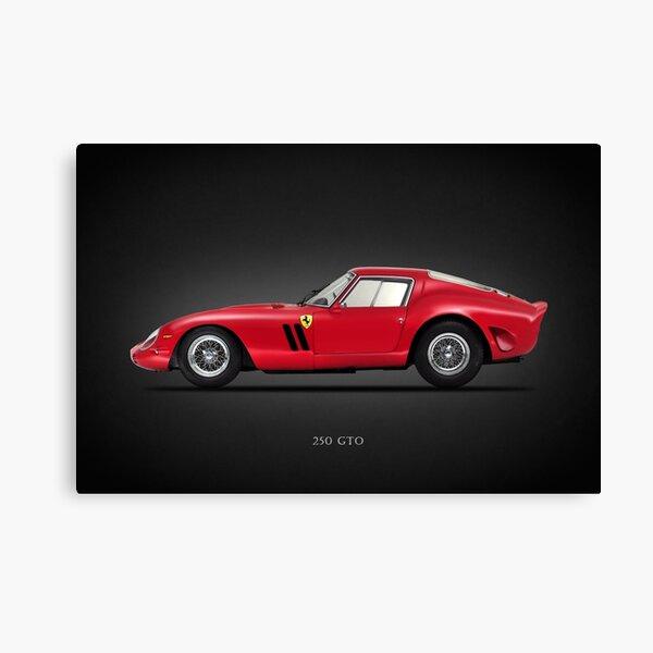 The 250 GTO Canvas Print