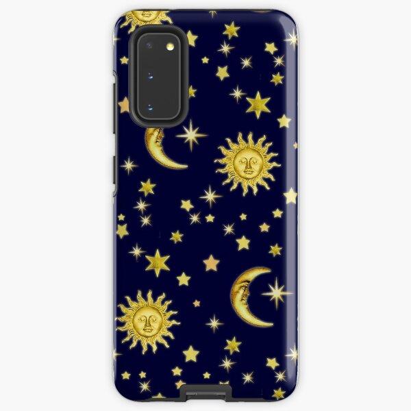 Sun, Moon & Stars Samsung Galaxy Tough Case