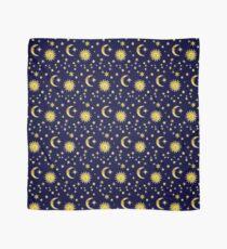 Sun, Moon & Stars Scarf