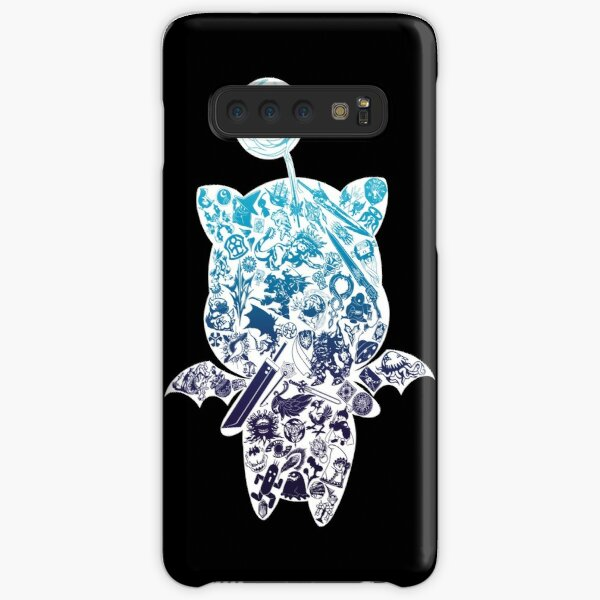 Moogle-verse (blue) Samsung Galaxy Snap Case