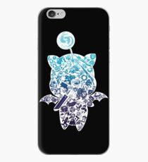 Moogle-verse (blue) iPhone Case
