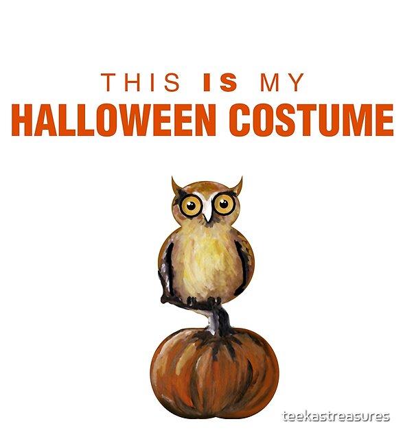 This IS my Halloween Costume by teekastreasures
